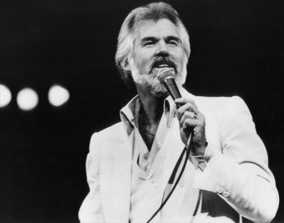 Kenny Rogers at Meadow Brook Amphitheatre