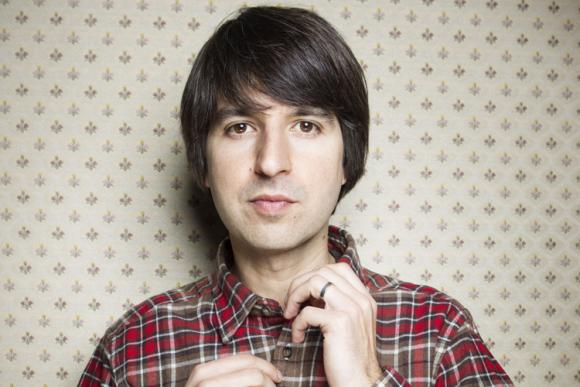 Demetri Martin at Meadow Brook Amphitheatre