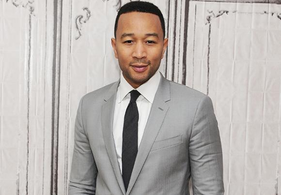 John Legend at Meadow Brook Amphitheatre