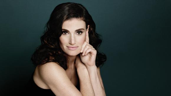 Idina Menzel at Meadow Brook Amphitheatre