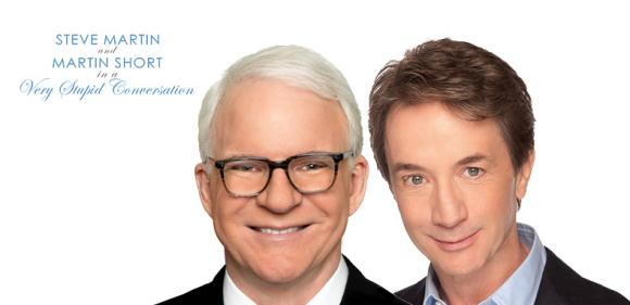 Steve Martin & Martin Short at Meadow Brook Amphitheatre