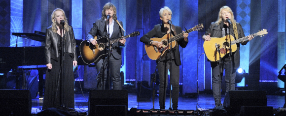 Four Voices: Joan Baez, Mary Chapin Carpenter & Indigo Girls at Meadow Brook Amphitheatre