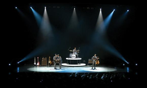 Get Back - The Beatles Experience at Meadow Brook Amphitheatre