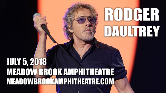 Roger Daltrey at Meadow Brook Amphitheatre