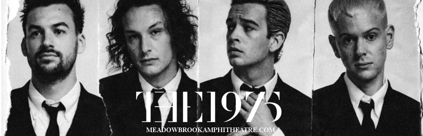 The 1975 at Meadow Brook Amphitheatre