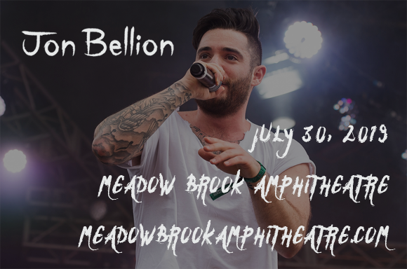 Jon Bellion at Meadow Brook Amphitheatre