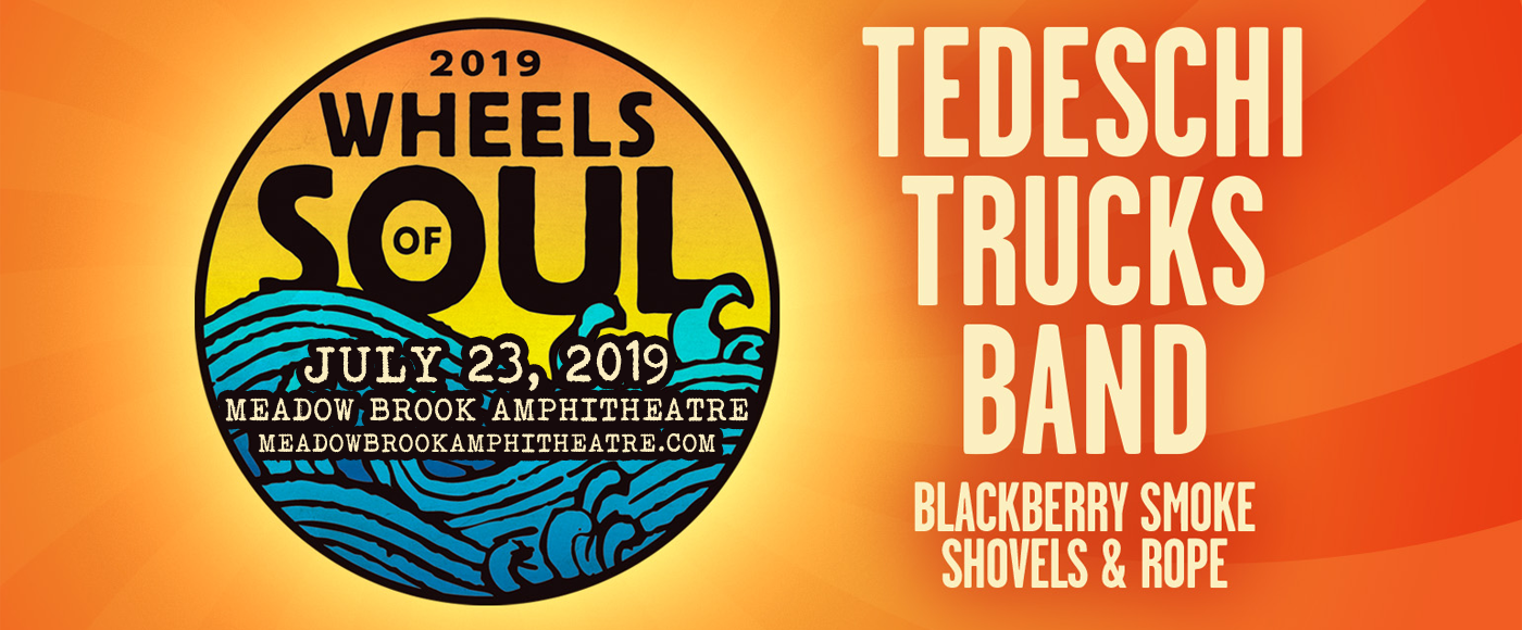 Tedeschi Trucks Band at Meadow Brook Amphitheatre