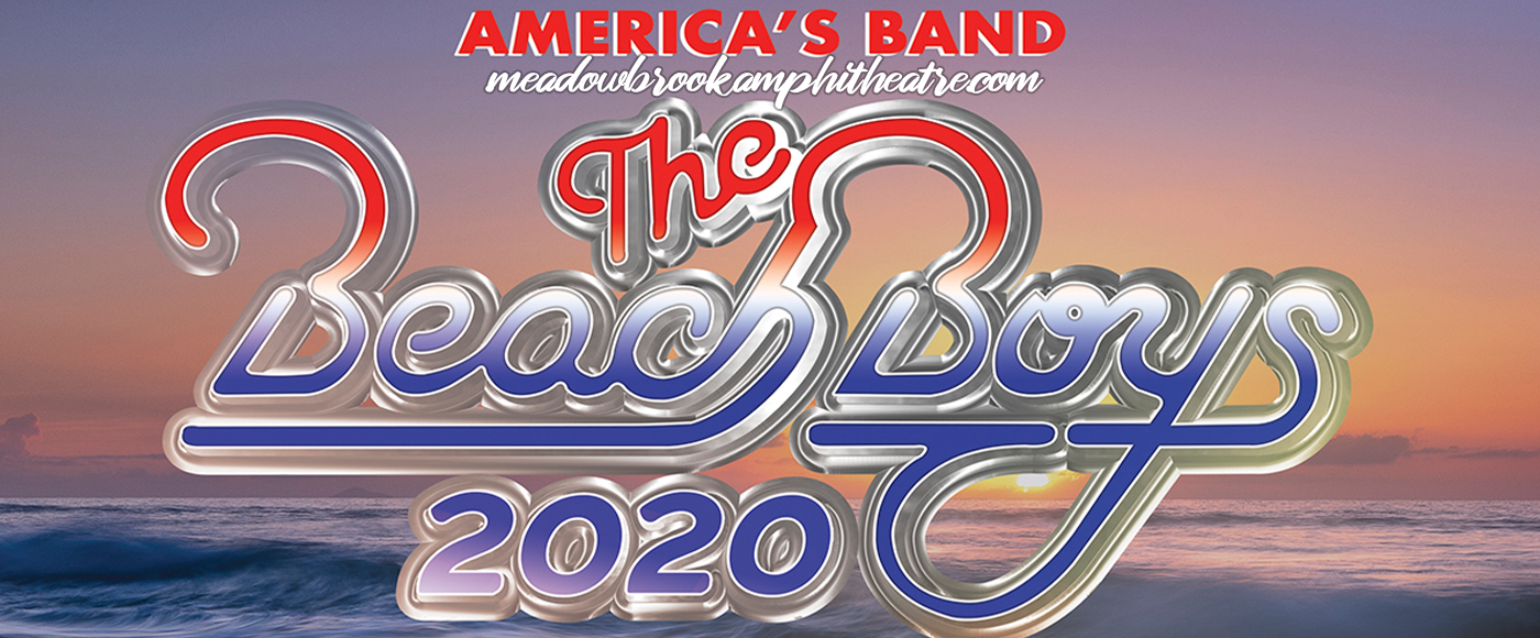 The Beach Boys at Meadow Brook Amphitheatre