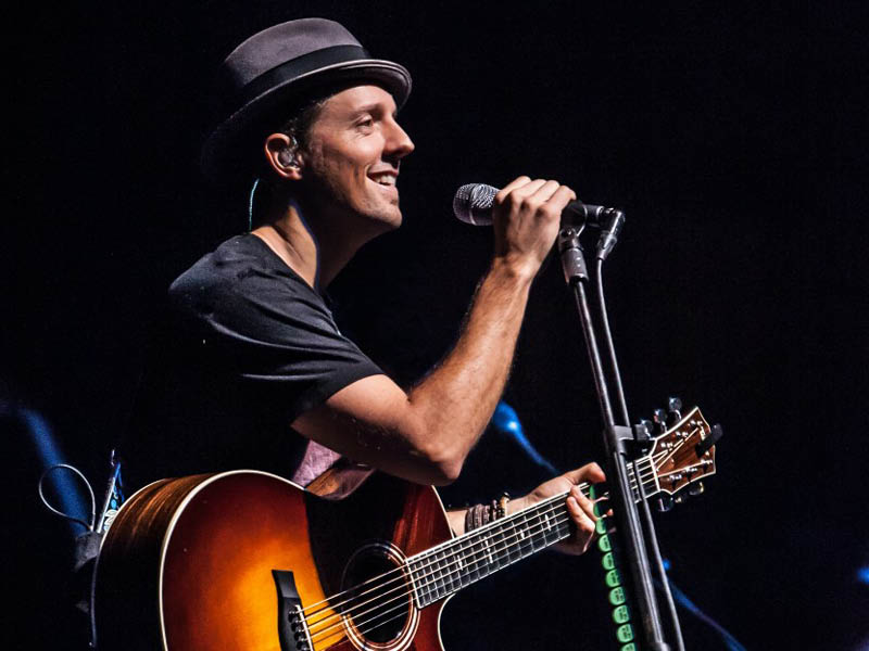 Jason Mraz: Look For The Good Live! U.S. Summer Tour at Meadow Brook Amphitheatre